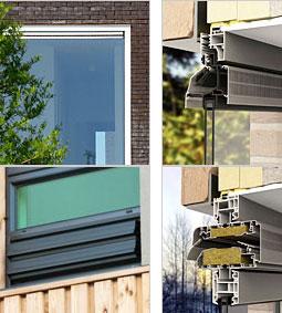 Aérateurs de fenêtres